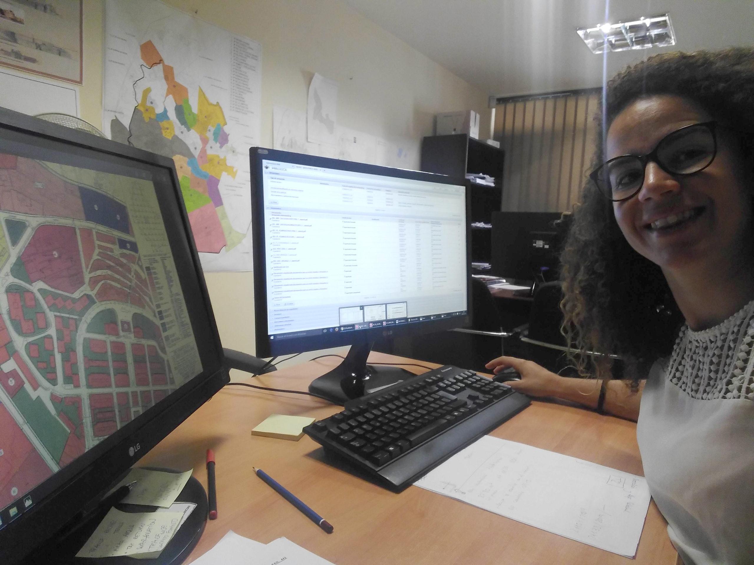 Carmen Biohabita working
