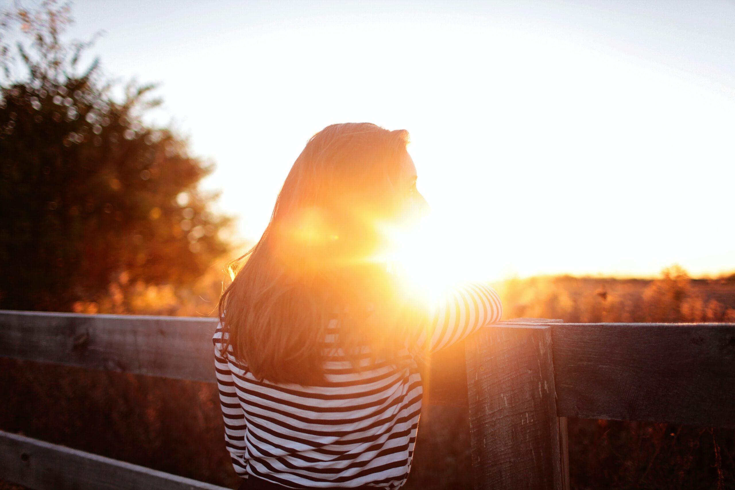 recibir sol te hace feliz