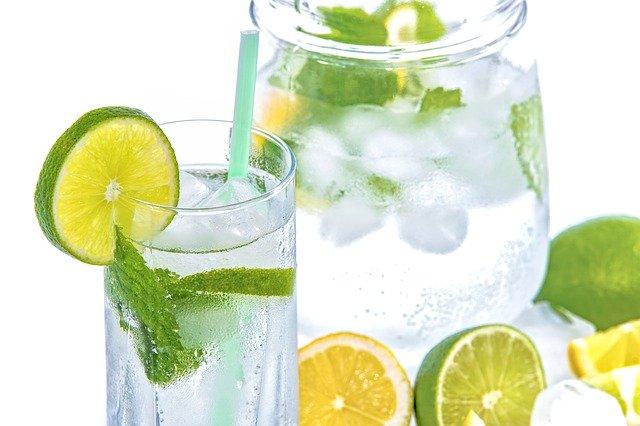 beber agua de lluvia