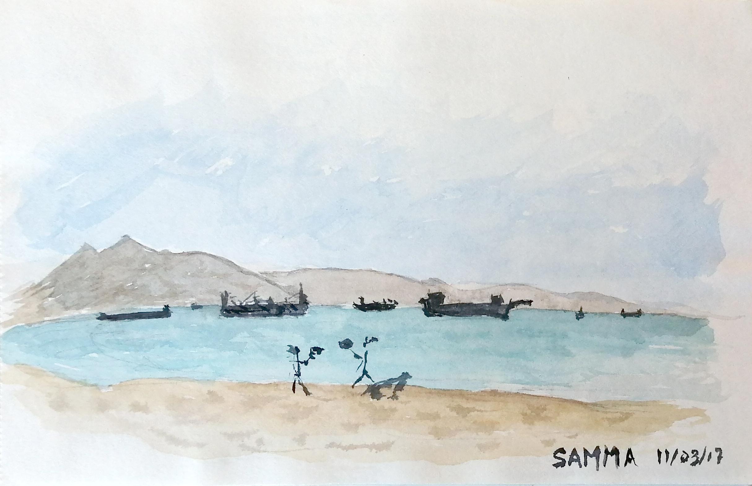 Habitabio - Dibujo - Samma